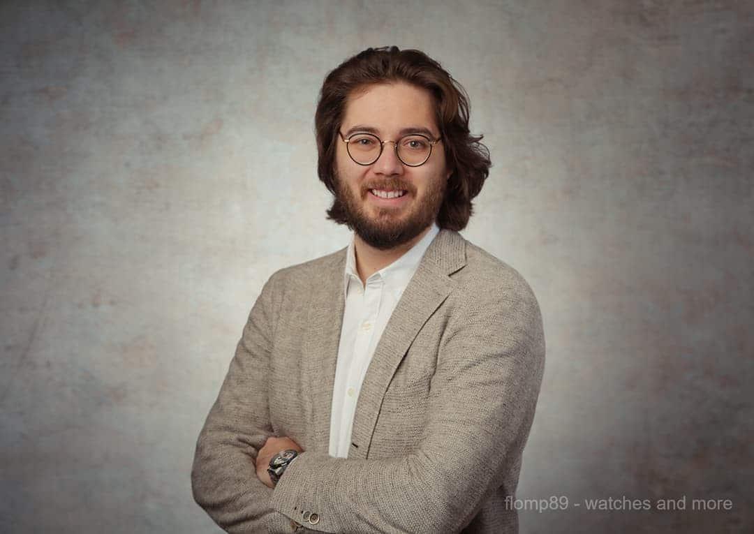Florian Bach, Uhrensammler aus Leidenschaft