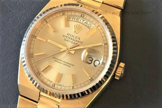 Teil2: Wie kaufe ich Luxusuhren von Rolex uvm. grau oder gebraucht? Meine Tipps!