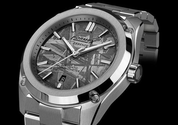 Meteor trifft Uhr, die Special Edition von Formex – Ein Kurzreview!