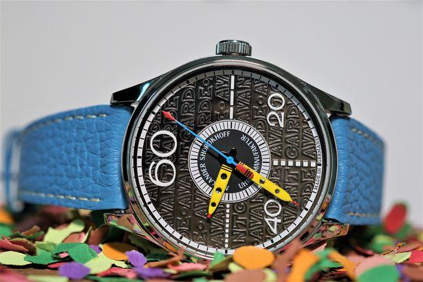 Limitierte Uhr der Marke Alexander Shorokhoff