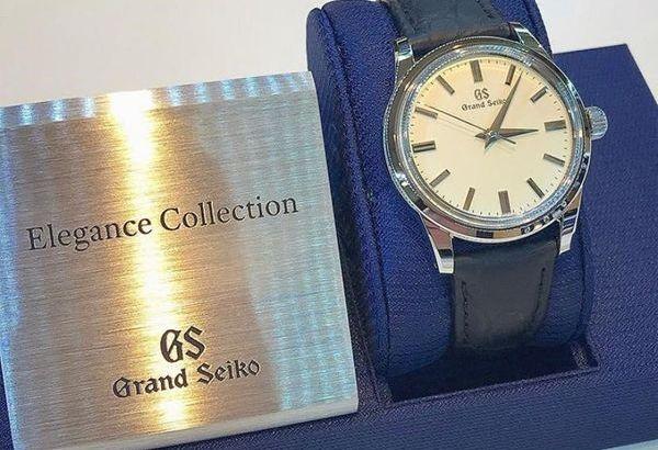 Modell SBGW231 der Grand Seiko Elegance Kollektion