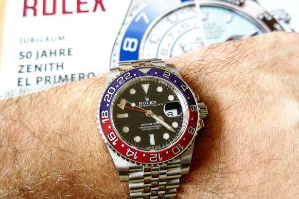 Was macht eine Armbanduhr zur Hypeuhr!?