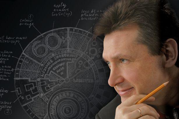 Alexander Shorokhov, der Mann hinter der Marke Alexander Shorokhoff