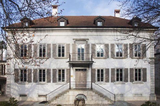 Das Parmigiani Fleurier Headquarter
